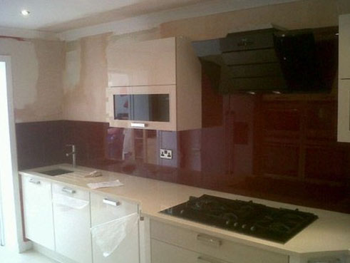 low cost, high quality work from Aberdeen Kitchen Fitters - a job in progress