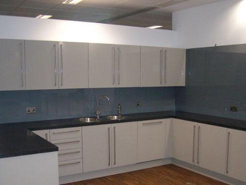 a modern kitchen from Aberdeen Kitchen Fitters