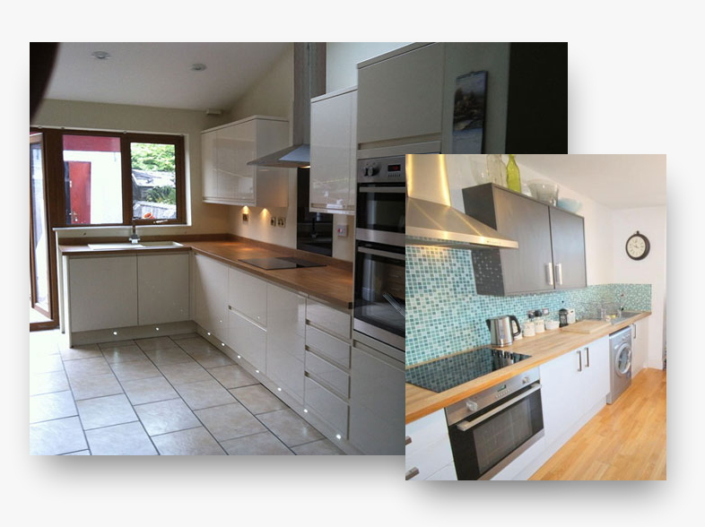 some more low cost, high quality work from Aberdeen Kitchen Fitters