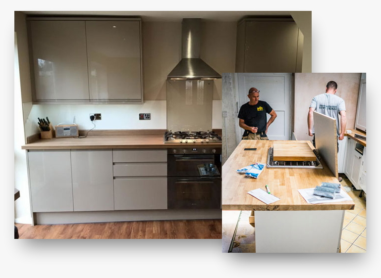 low cost, high quality work from Aberdeen Kitchen Fitters