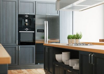 high quality, low cost work from Aberdeen Kitchen Fitters